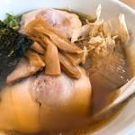 麺屋M - ◆煮干しチャーシューそば 1,050円