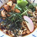 元祖パン麺 ㋧本屋 - 料理写真:出汁中華 並