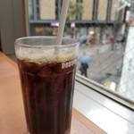 ドトールコーヒーショップ - アイスコーヒーS(220円)