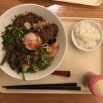 油そば専門 麺ism - 台湾まぜ(並)200g 850円