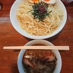 95045241 - 魚群つけ麺(特盛)