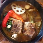 95045261 - 豚角煮カレー
