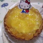 焼きたてチーズタルト専門店 パブロミニ - ハローキティのりんご