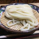 本格手打うどん 麺むすび - 小麦の味がちゃんとする麺