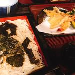 ごまそば鶴㐂 - 料理写真: