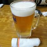 大丸屋 - 生ビール大