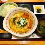 とんかつ 美竹 - かつ丼