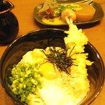 ぶっかけうどん 小野 - 料理写真:ボリューム 満点