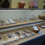 チョコレート工房 クレオバンテール - 店内