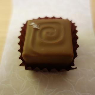 チョコレート工房 クレオバンテール - 料理写真:藻塩ショコラ
