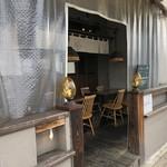 ノムカ+cafe - 外観