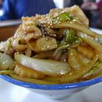 阿Q - 肉丼(850円)