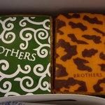パティスリー ブラザーズ - 唐草模様~抹茶。豹柄~キャラメル。