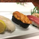 榮壽司 - 料理写真:握り