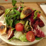 和の食 コハク - イチジクサラダ