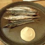 和の食 コハク - ウルメイワシ干物