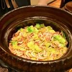 95062204 - 「桜海老と芽キャベツのご飯」