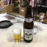 95063091 - 後が有るのでビールは中瓶