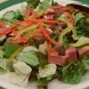 カランドリエ - 料理写真:シーザーサラダかな