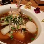 95064451 - 柚子香る鶏醤油ラーメン