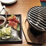 ニッポンまぐろ漁業団 - まぐろ焼肉890円