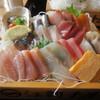 江釣子屋 - 料理写真:刺身定食