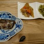 ゴトラヤ - なぜか秋刀魚