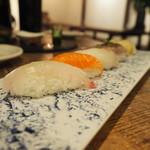 The BUTON - 握り寿司その2