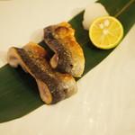 The BUTON - さんま塩焼き
