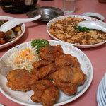 中国料理晃蘭 - ボリューム満点
