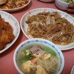 中国料理晃蘭 - 麺、うます!