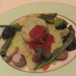 Ma cuisine NAKAMURA - 魚料理