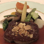 Ma cuisine NAKAMURA - 肉料理