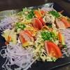 和食処 田舎家 - 料理写真:サラダ