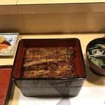 川桝 - 鰻重 ¥6,000