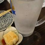 赤札屋 弁慶 - メガサワー