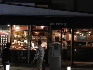ハグ コーヒー 紺屋町店