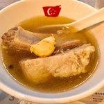 新加坡肉骨茶 - 肉骨茶