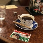 カフェ東亜サプライ - イルガチェフ・コチェレナチュラル470円