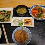 大将閣 - 日替り定食750円