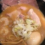 世界が麺と味噌で満ちる時 - EBE THERE (*´ω`*) 煮玉子