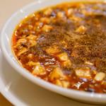 竹爐山房 - 料理写真:麻婆豆腐