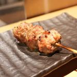 晩鶏 - 団子