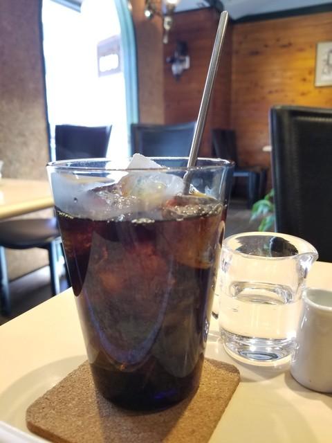 ロジン - アイスコーヒー(550円)