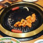 焼肉バイキング ウエスタン - 料理写真: