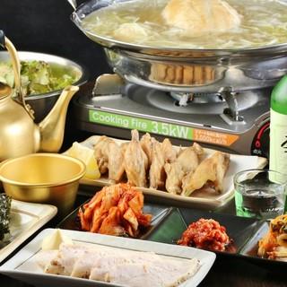 各種ご宴会やお集まりには、3,000円のコース料理を♪