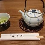 nishikisanchoumeibashou - 煎茶