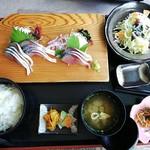 屋久島観光センター・屋久島ギャラリーレスト - 料理写真: