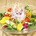 季節果実の酵素サラダ