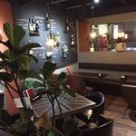 二階のレストラン -
